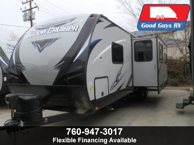 2018 Cruiser RV Shadow Cruiser 277BHS