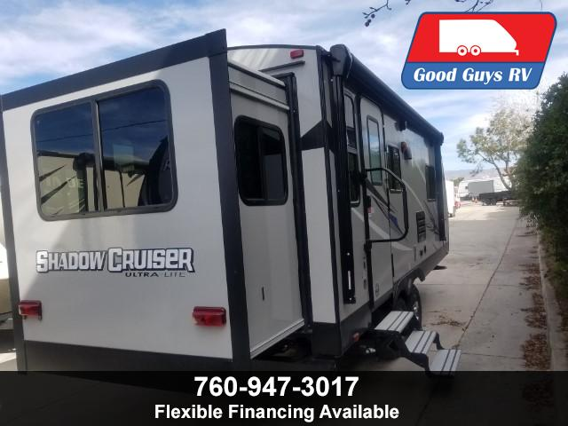 2018 Cruiser RV Shadow Cruiser 200RDS