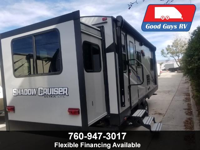 2018 Cruiser RV Shadow Cruiser 200RDS