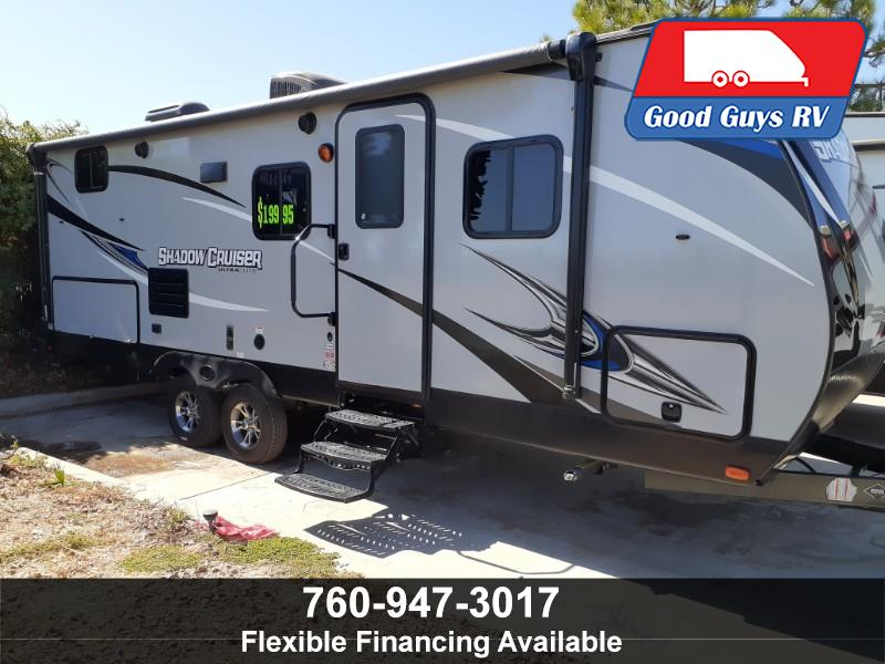 2019 Cruiser RV Shadow Cruiser 240BHS