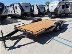 2018 Patriot Trailers Car Hauler