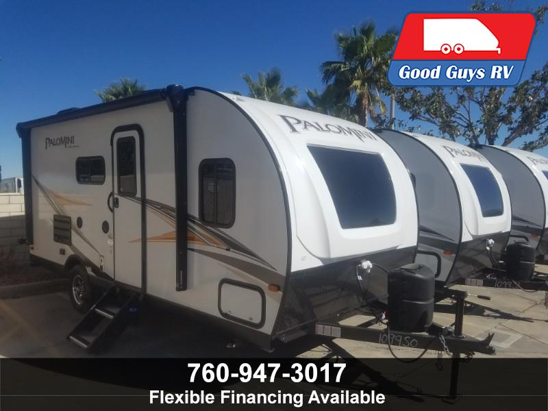 2019 Forest River PALOMINO 177BH