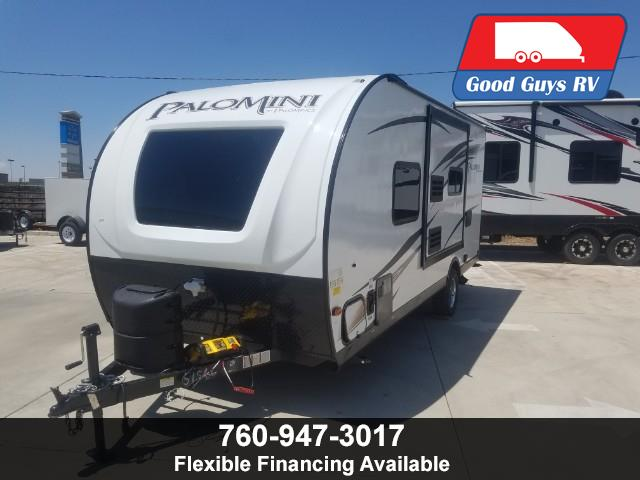 2019 Forest River PALOMINO 182SK