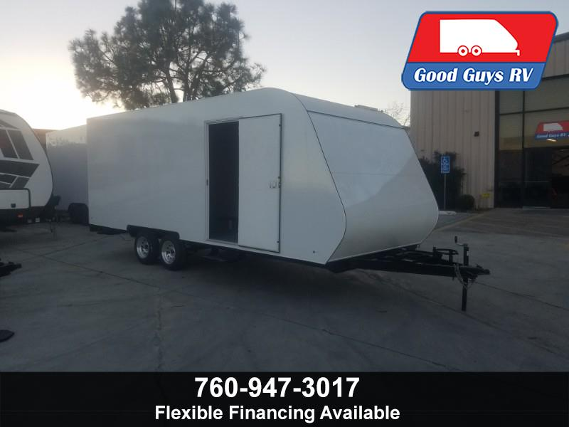 2019 Patriot Trailers Enclosed Box Trailer 8.5 X 21 X7RGB