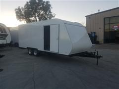 2019 Patriot Trailers Enclosed Box Trailer