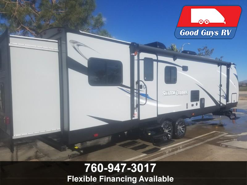 2019 Cruiser RV Shadow Cruiser 289RBS