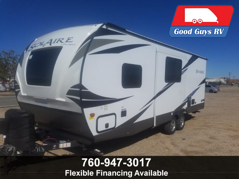 2019 Palomino SolAire Ultra Lite 240BHS