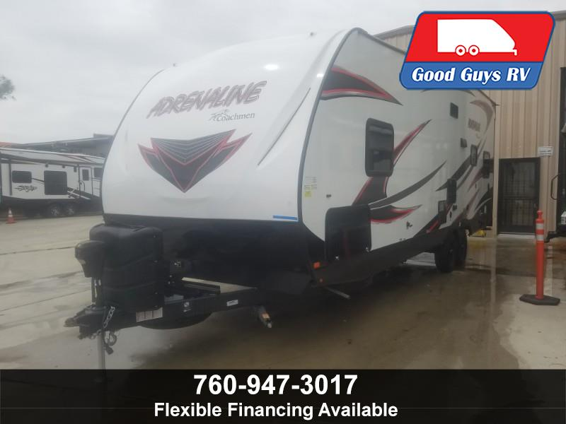 2018 Coachmen Adrenaline Toy Hauler 25QB
