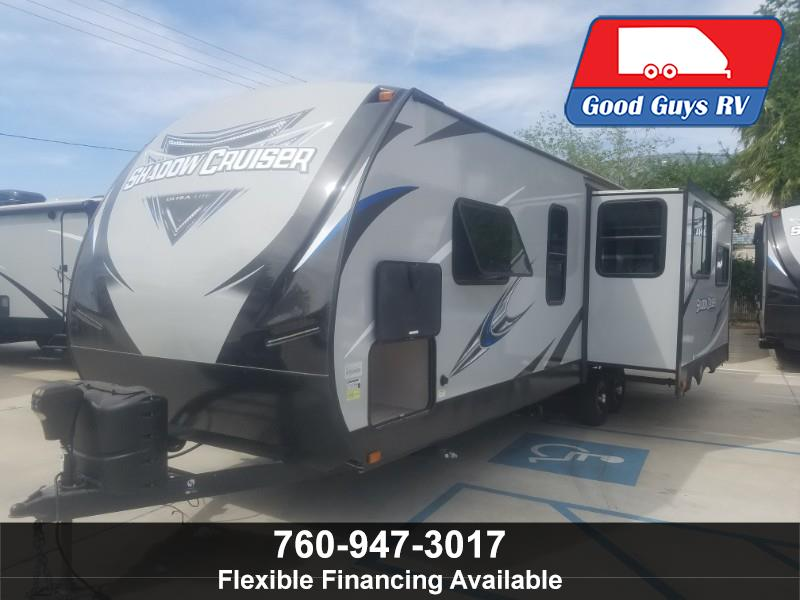 2018 Cruiser RV Shadow Cruiser 263RLS