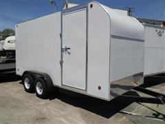 2019 Sky Trailers Cargo / Enclosed Trailer