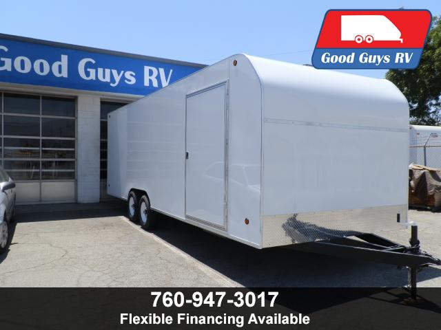 2019 Apache Enclosed Box 8.5 X 24 X 7 RGE