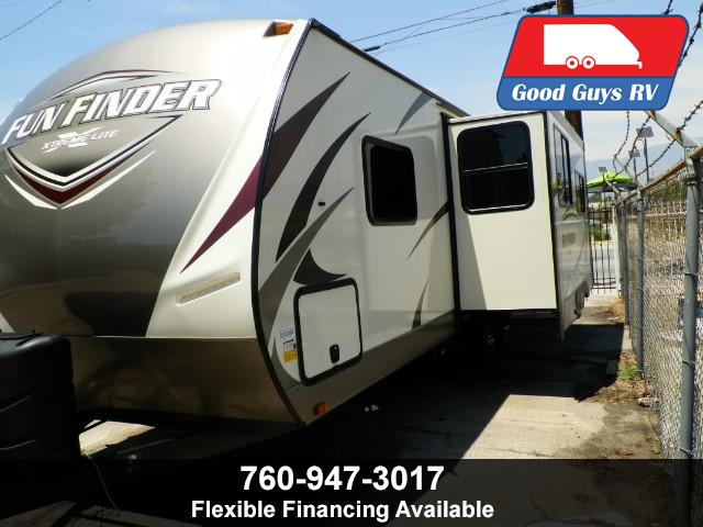 2018 Cruiser RV Fun Finder Extreme Lite 26RB