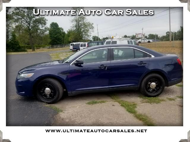 2013 Ford Taurus Police FWD