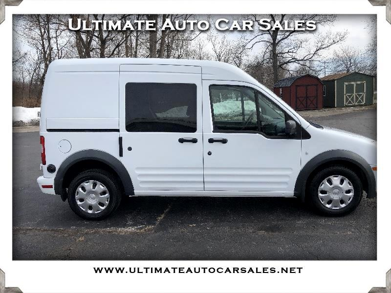 Ford Transit Connect XLT 2010