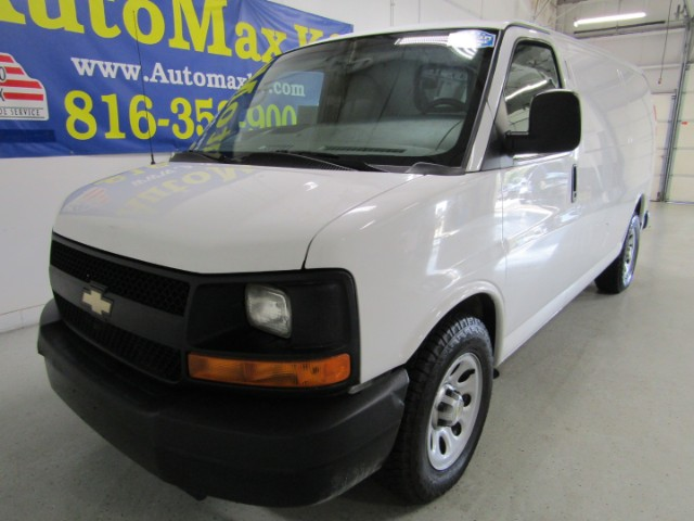 2014 Chevrolet Express Work Van