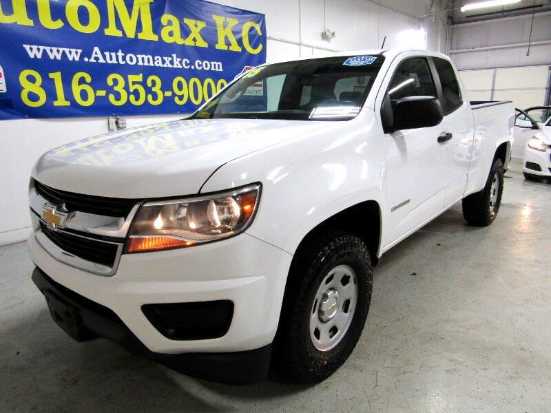 2015 Chevrolet Colorado Base