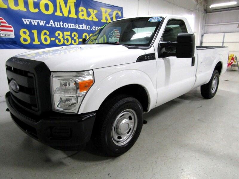 2012 Ford F-250 SD XL
