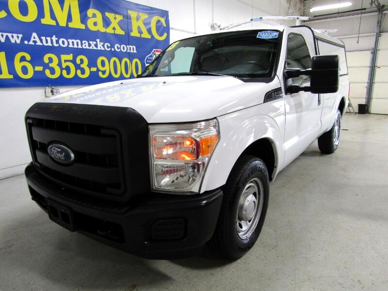 2013 Ford F-250 SD XL