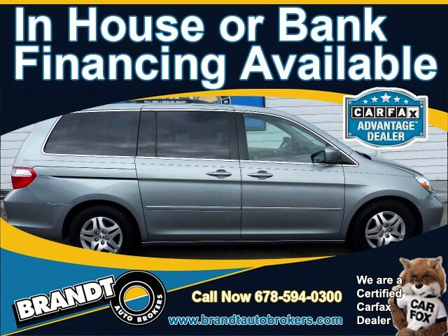 2005 Honda Odyssey 5dr EX-L AT with RES