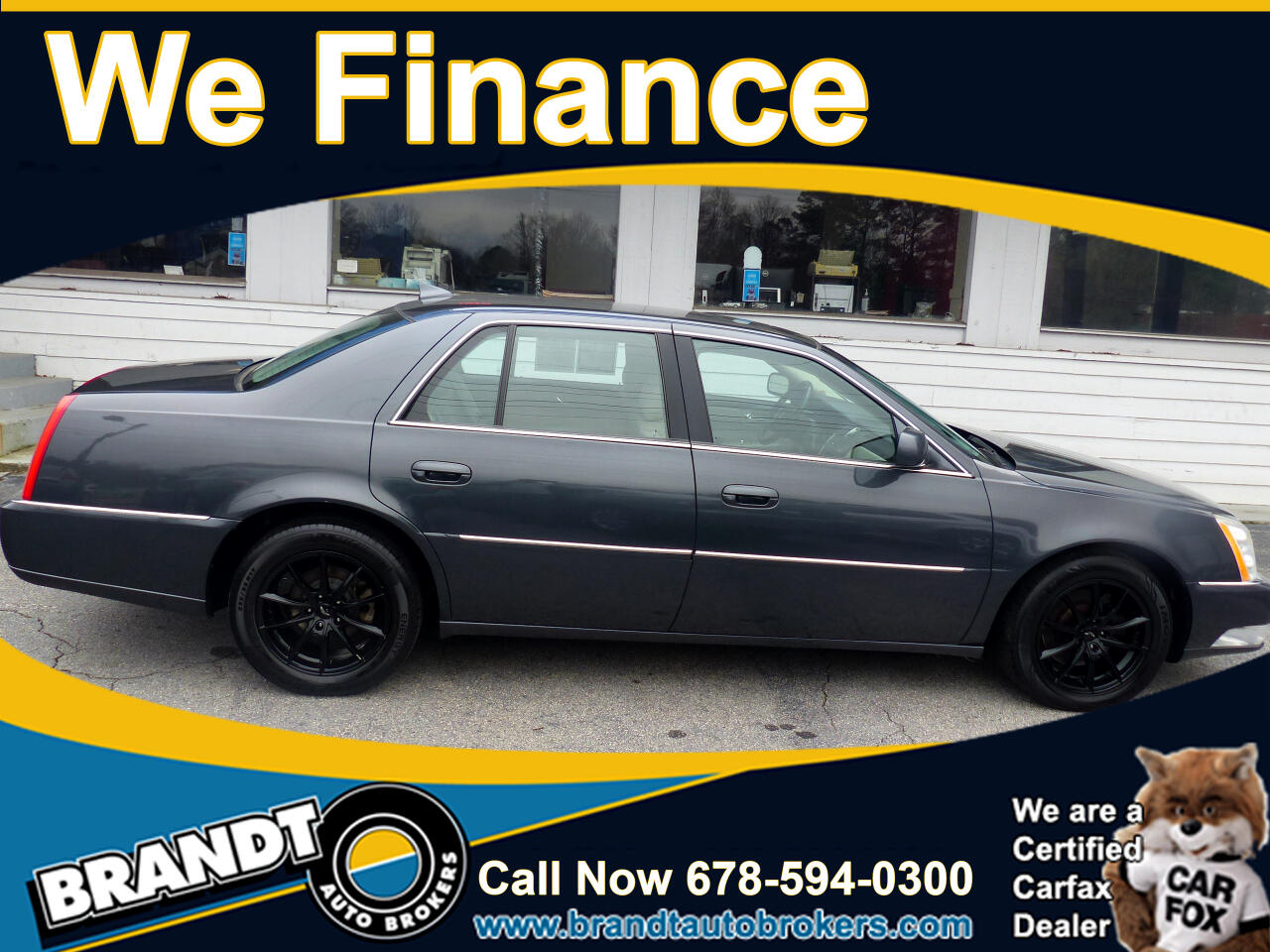 Cadillac DTS Luxury I 2009