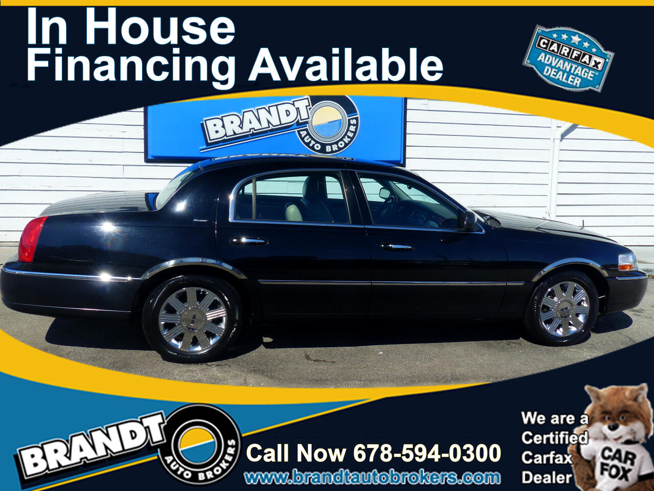 used 2004 lincoln town car ultimate for sale in marietta ga 30062 brandt auto brokers used 2004 lincoln town car ultimate for