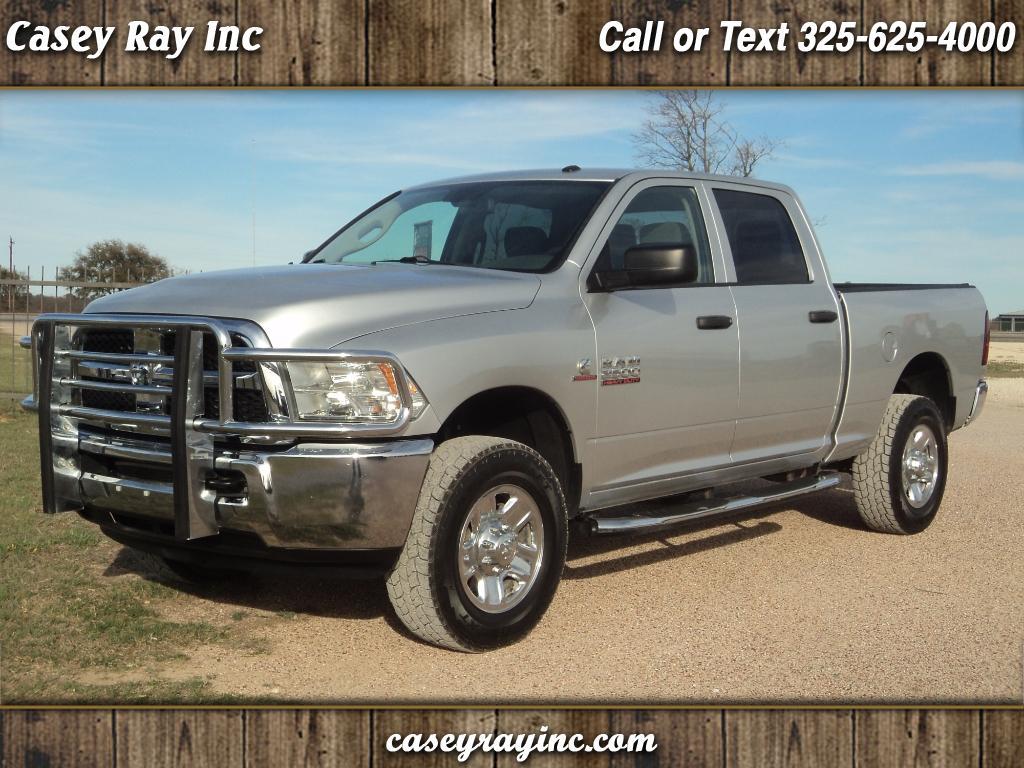 "2014 RAM 2500 4WD Crew Cab 149"" Tradesman"