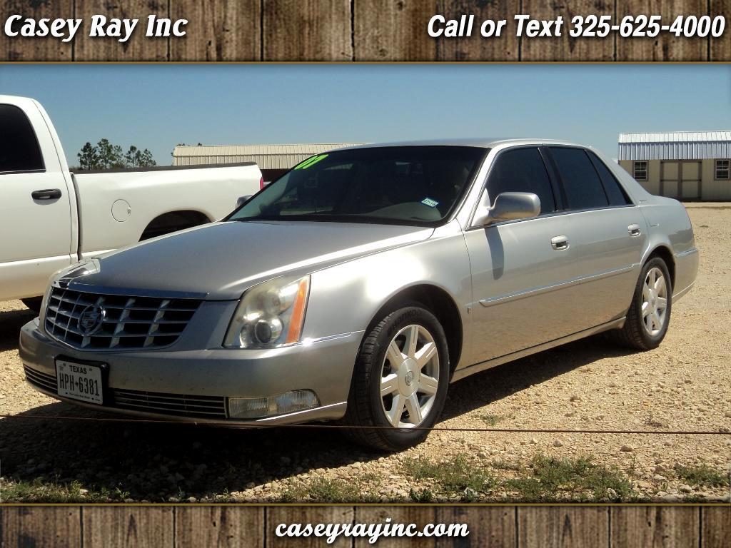 2007 Cadillac DTS 4dr Sdn V8