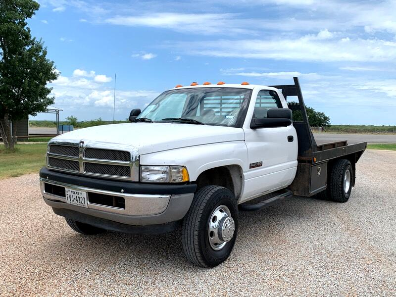 Dodge Ram 3500 Regular Cab 2WD DRW 2001