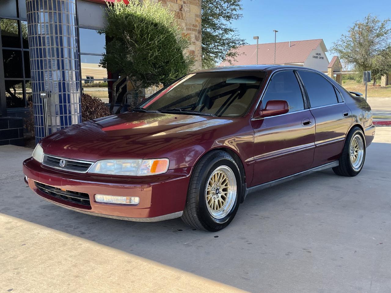 1996 Honda Accord Sdn