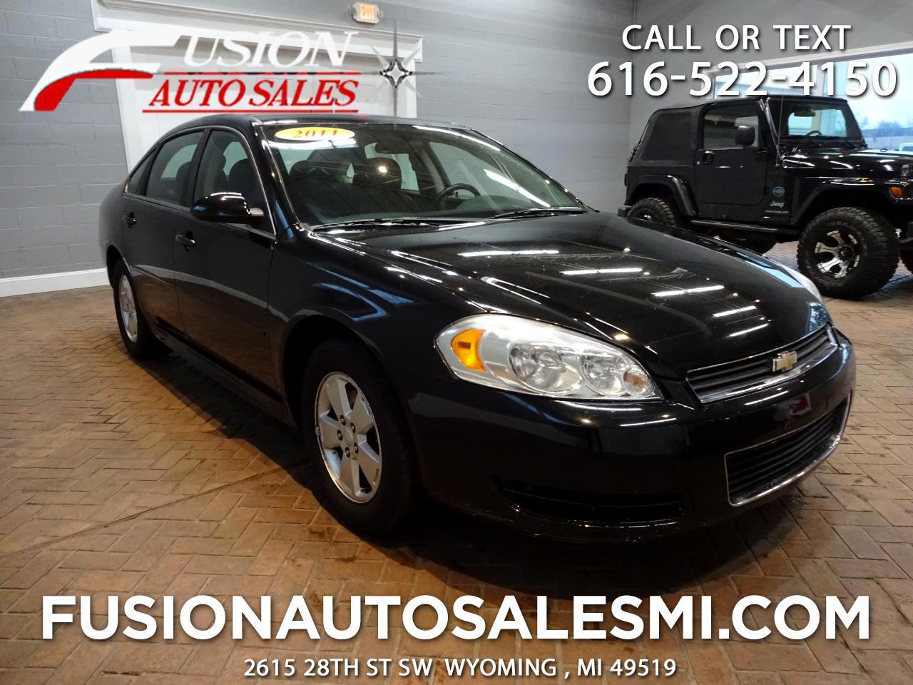 2011 Chevrolet Impala 4dr Sdn LS
