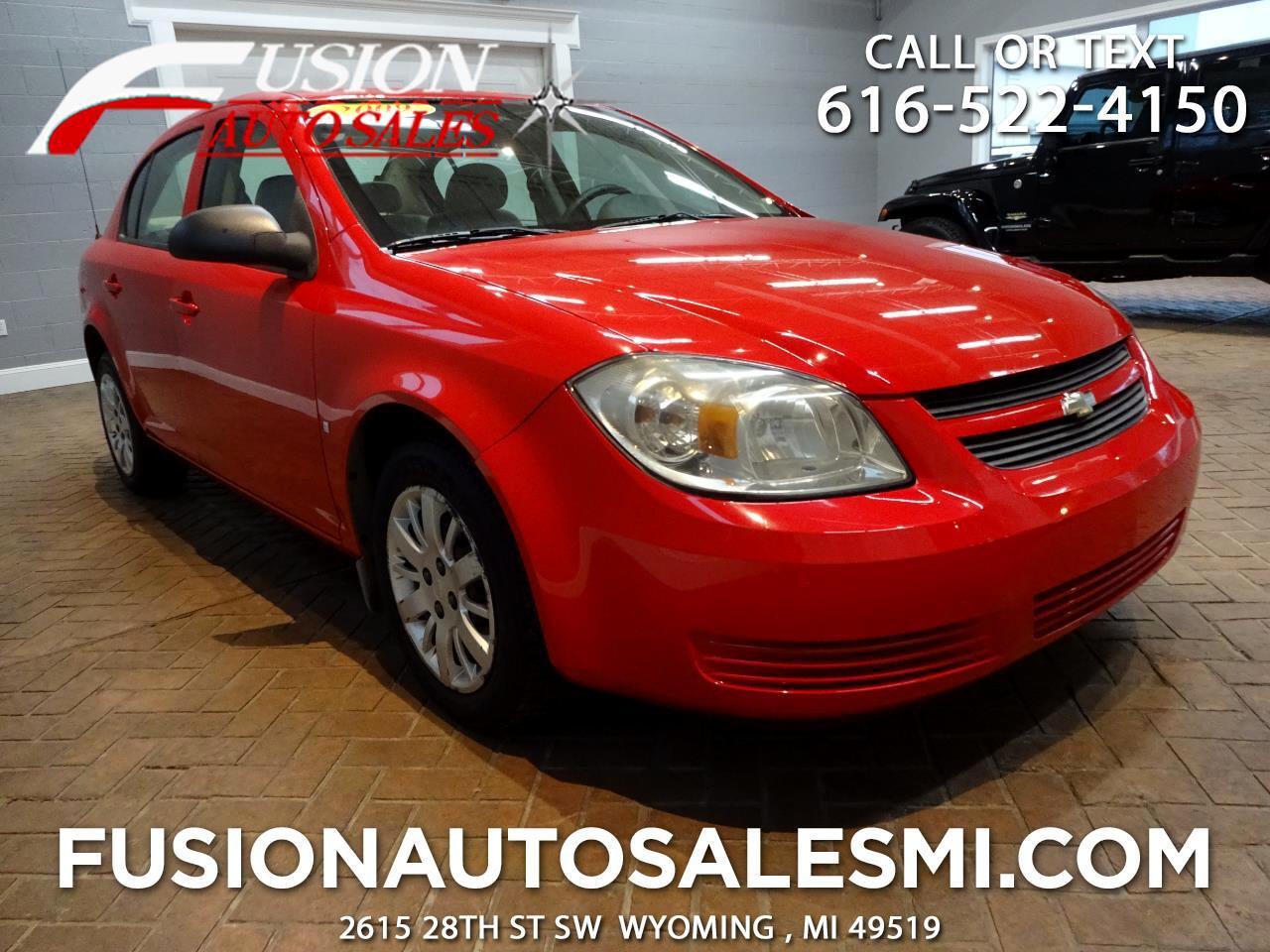 2009 Chevrolet Cobalt 4dr Sdn LS