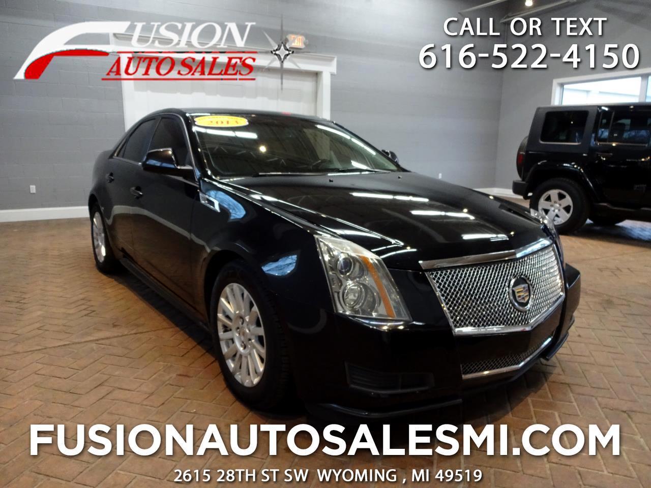 2013 Cadillac CTS Sedan 4dr Sdn 3.0L Luxury AWD