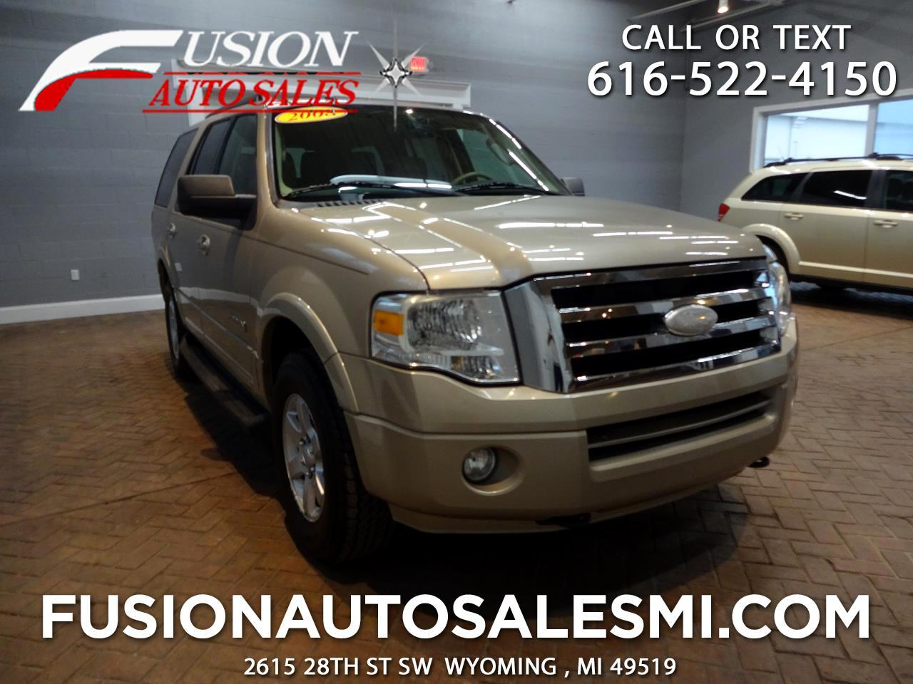 """2008 Ford Expedition 119"""" WB XLT"""