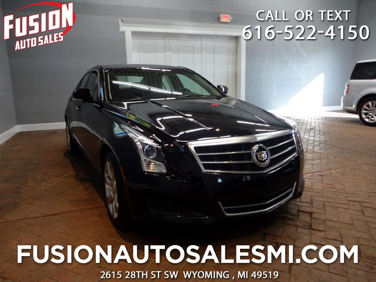 2013 Cadillac ATS 4dr Sdn 2.0L Luxury AWD