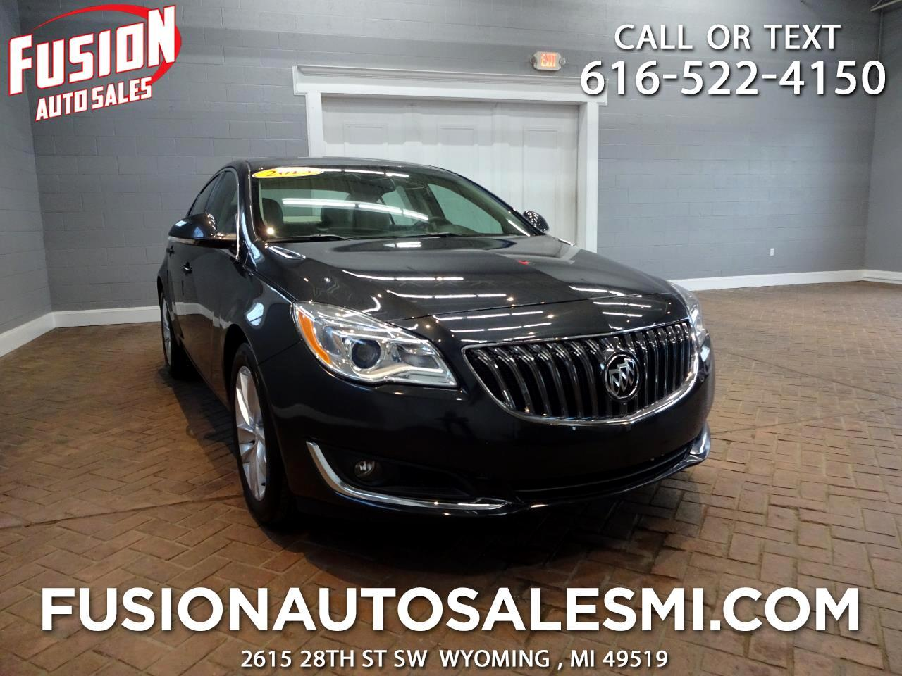 2015 Buick Regal 4dr Sdn FWD