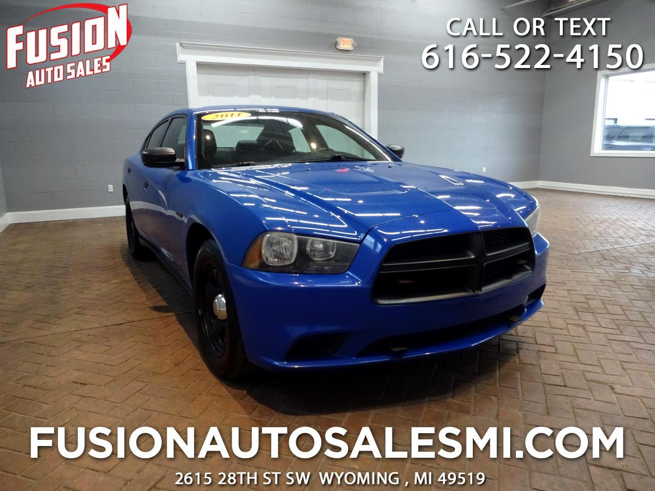 2011 Dodge Charger 4dr Sdn Police RWD
