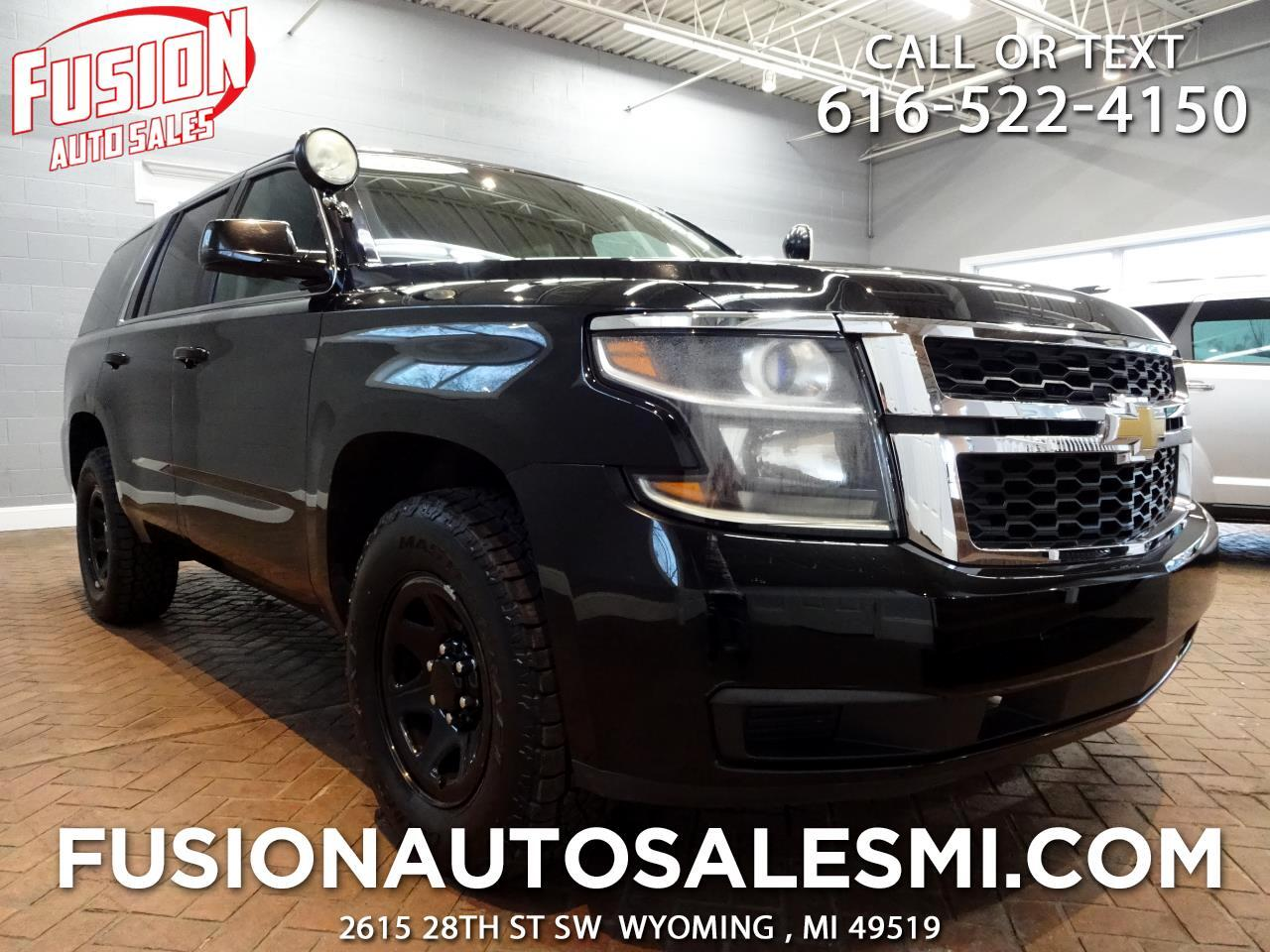 Chevrolet Tahoe 4dr 1500 4WD Commercial 2015