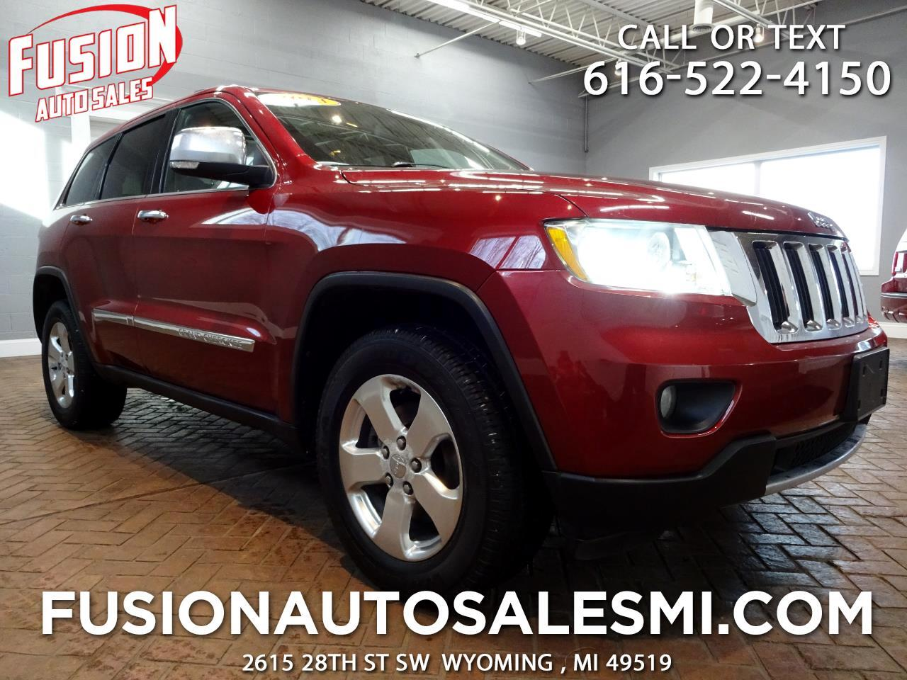 Jeep Grand Cherokee 4WD 4dr Limited 2013