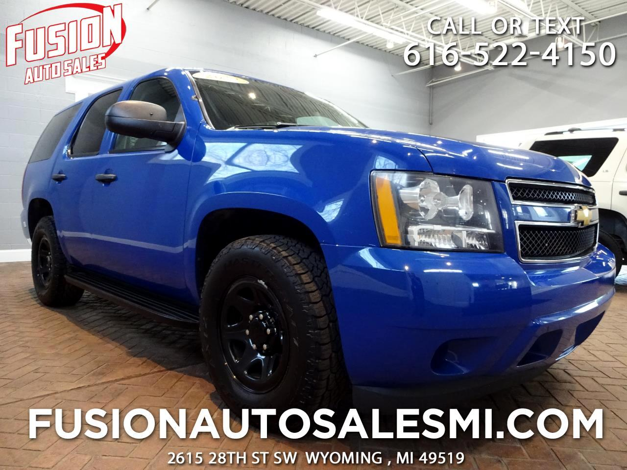 Chevrolet Tahoe 2WD 4dr 1500 Commercial 2012