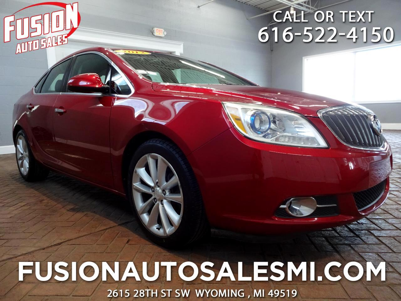 Buick Verano 4dr Sdn Convenience Group 2012