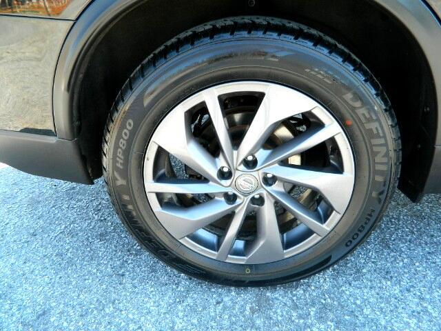 Nissan Rogue FWD 4dr SL 2016