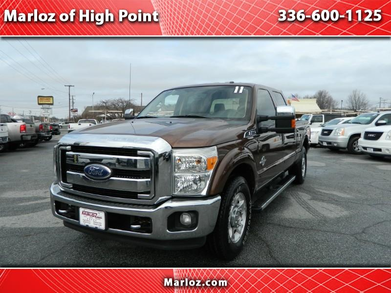 2011 Ford F-250 SD XLT Crew Cab Short Bed 2WD