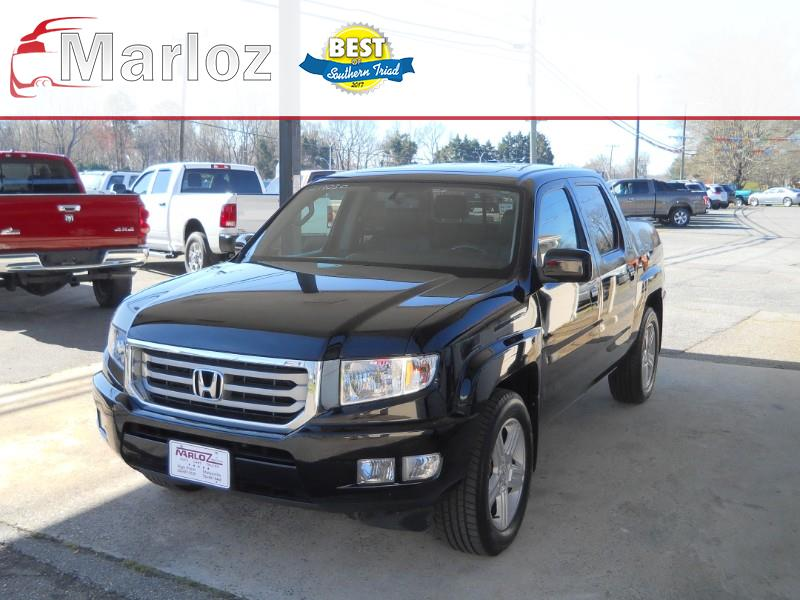 Honda Ridgeline RTL w/ Leather 2013