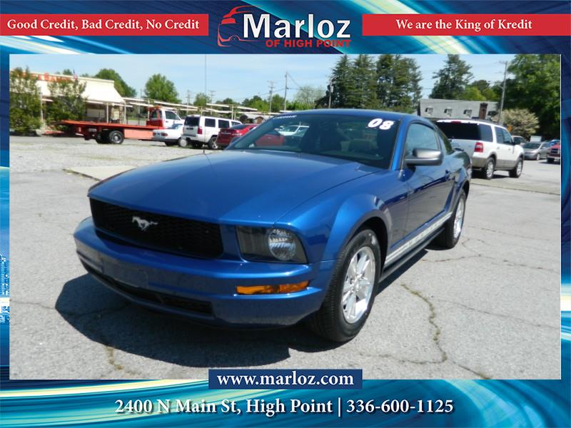 2008 Ford Mustang V6 Coupe