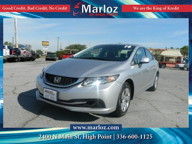 2014 Honda Civic LX Sedan AT