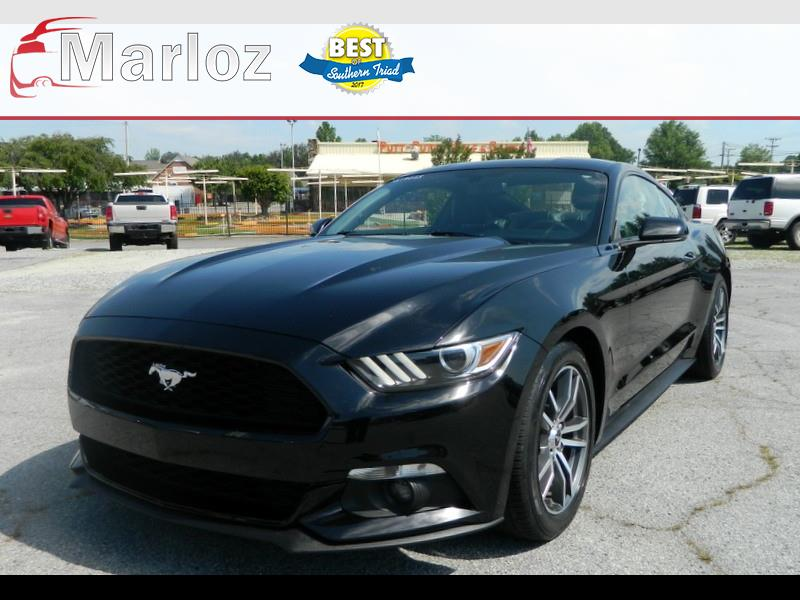 Ford Mustang EcoBoost Premium Coupe 2015