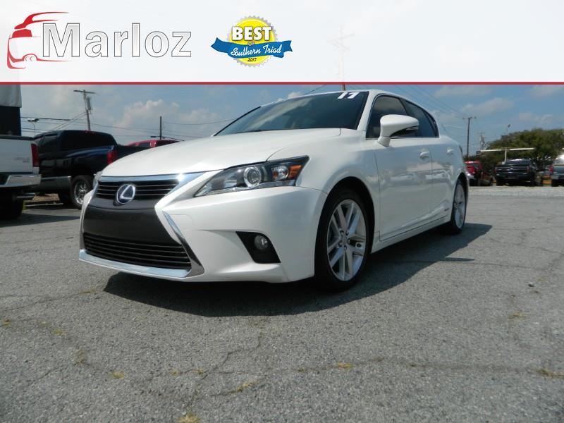 Lexus CT 200h Base 2017