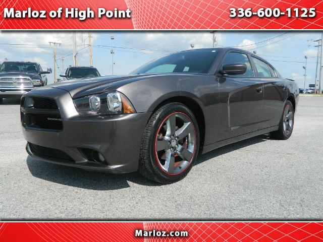 2014 Dodge Charger 4dr Sdn SXT Plus RWD