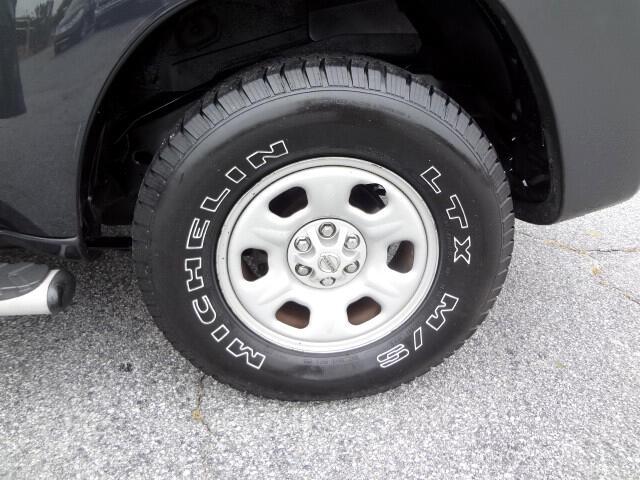 2011 Nissan Xterra S 2WD