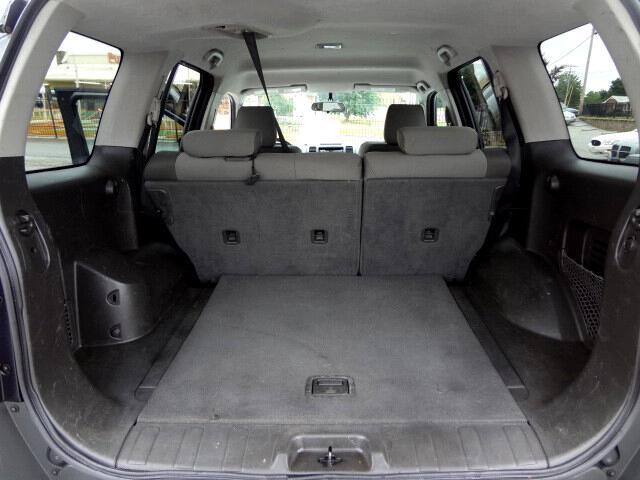 Nissan Xterra S 2WD 2011